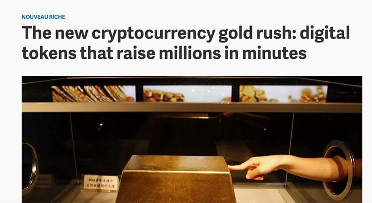 New cryptocurrency