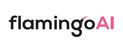 Flamingo artificial intelligence logo
