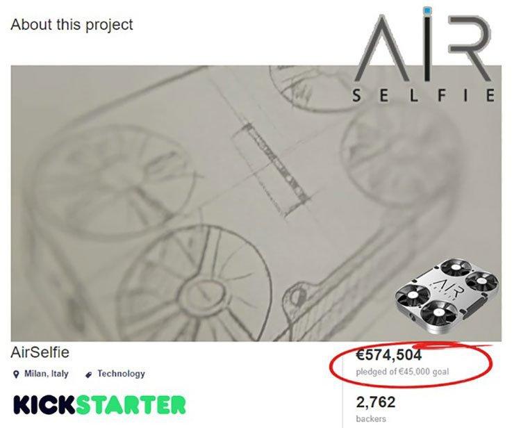 Kickstarter IOT