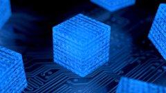 blockchain data network tech