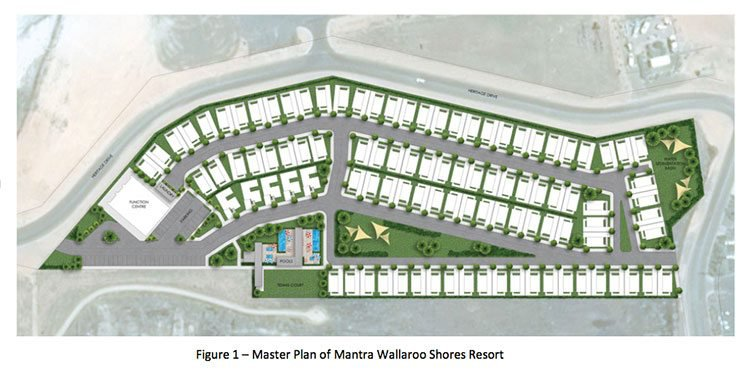Wallaroo shores resort