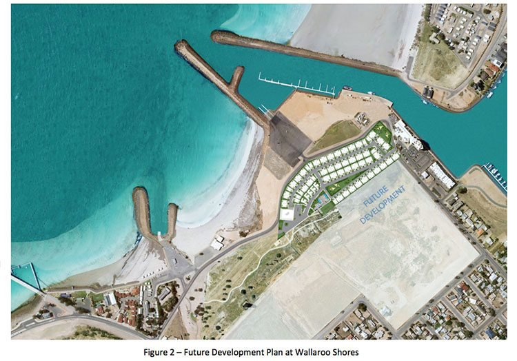 Development plan Wallaroo