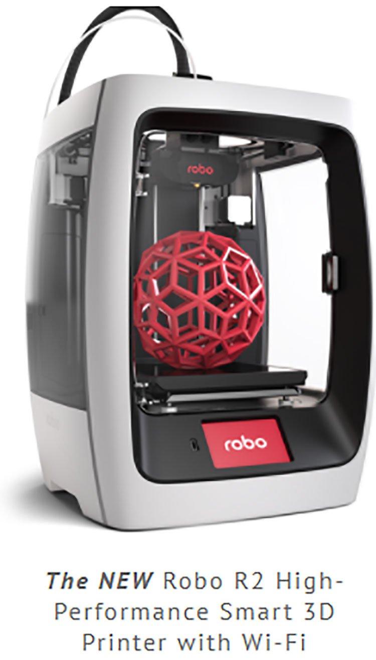 Robo R2 printer