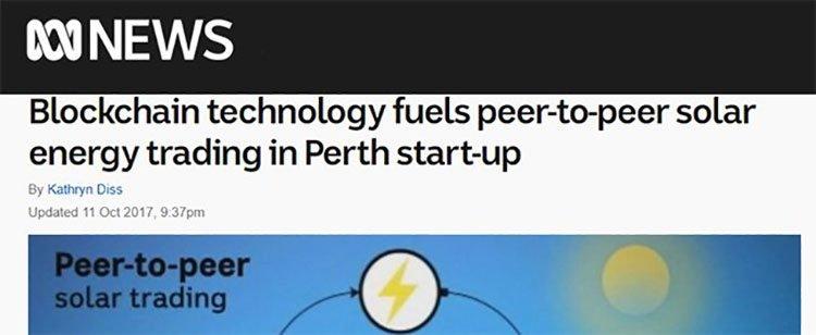 peer-to-peer solar power