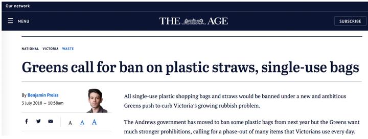Can this ASX Junior Clean up in $15B Bioplastics Market?