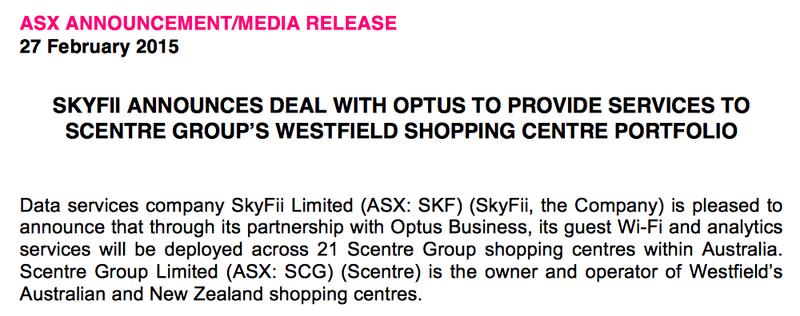 Big Data: ASX Tech Company Unlocks for $273BN Retail Sector