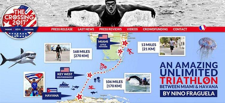 United States Triathlon Miami to Havana