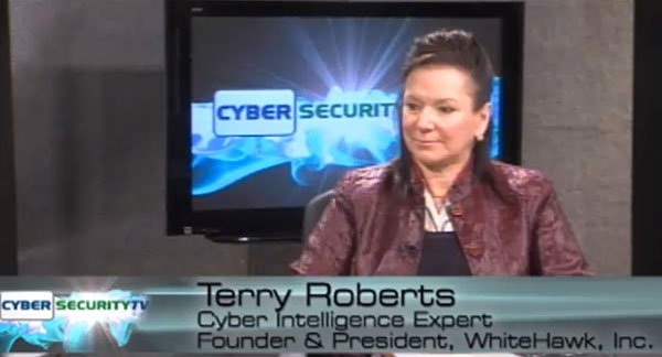 Terry roberts cybersecurity TV