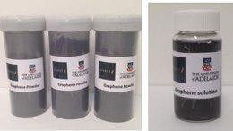 AXE's Australian Graphite Delivers 99.9% Pure Graphene