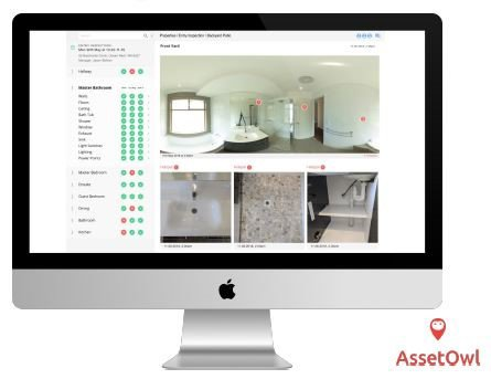 Inspector 360 digital view.