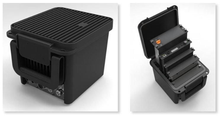 SFFR-6 tactical repeater product ESK